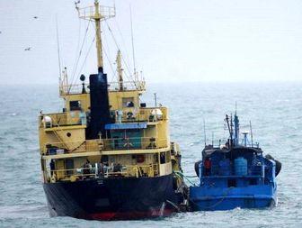 کشتی ترکیهای در مسیر یمن منفجر شد