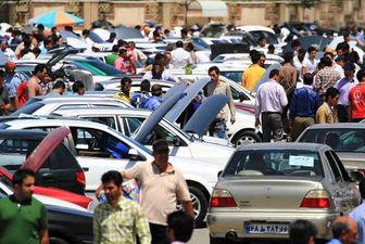 نوسان در قیمت خانواده پژو/قیمت خودرو در 6 مرداد 98