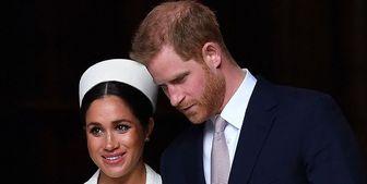 نوه ملکه انگلیس و همسرش  از خاندان سلطنتی انگلیس کنارهگیری کردند