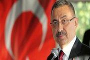 آنکارا: ترکیه در برابر فشارهای اروپا سرخم نمیکند