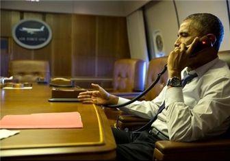 اوباما: آمریکا در مذاکرات هستهای قافیه را نمیبازد