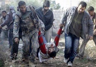 درگیریهای شدید بین تروریستها در حومه حلب