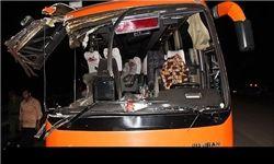 تصادف خونین اتوبوس در لرستان