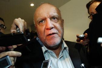 نظر زنگنه درباره نفت 70 دلاری