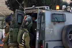 ۲۱ فلسطینی در یورش صهیونیستها به کرانه باختری دستگیر شدند