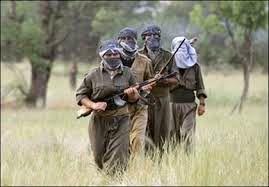خروج نیروهای نیروهای پ. ک. ک از سنجار عراق