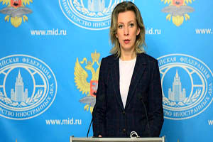 واکنش مسکو به بیانیه مکرون