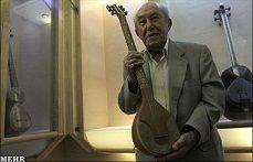 پیشکسوت آواز ایران در بستر بیماری