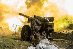 دفع یورش تروریستها به دست ارتش سوریه در حومه حماه