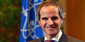 مدیر کل آژانس بینالمللی انرژی اتمی پس ترک تهران چه گفت؟
