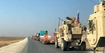 آمریکا به سرقت نفت سوریه ادامه می دهد