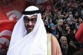 نقش مخرب امارات در تنشهای سیاسی اخیر تونس