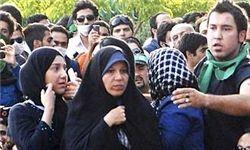 تأخیر۵ماهه دراجرای حکم حبس فائزه هاشمی
