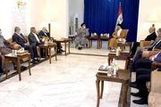 رایزنی وزیر اطلاعات ایران با رهبر جریان حکمت ملی عراق