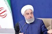 روحانی: هر آنچه از مذاکره خواستیم به آن برسیم، رسیدیم
