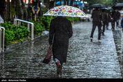 میزان بارش در چهارمحال و بختیاری ۱۶ درصد کاهش یافت