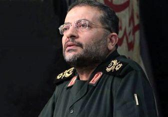 پیام تسلیت سردار غلامرضا سلیمانی در پی درگذشت پدر شهیدان عرب سرخی