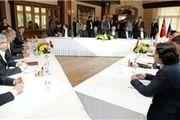 حضور ایران، ترکیه و روسیه در سوچی برای پایان دادن به بحران سوریه