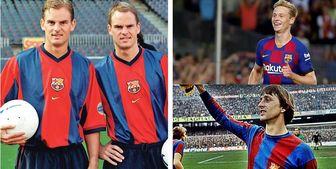 بازیکنانی که از آژاکس به بارسلونا آمدند