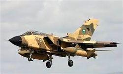 بمباران باند فرودگاه بینالمللی صنعا