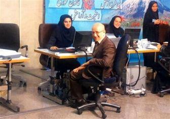 حسن سبحانی کاندیدای انتخابات ریاستجمهوری شد