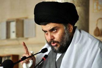 مخالفت مقتدی صدر با مداخله خارجی در عراق