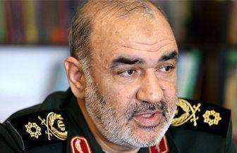 سردار سلامی: هیچ مشکل امنیتی در مرز مهران نداریم