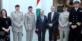 موضع قاطع رئیس جمهور لبنان علیه «اسرائیل»