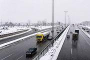 ترافیک در محورهای اصلی کشور روان است