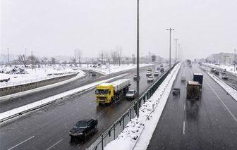 آخرین و ضعیت جوی و ترافیکی جاده های کشور