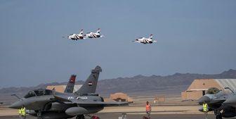تاسیس یک پایگاه دریایی - هوایی نزدیک دریای سرخ توسط مصر