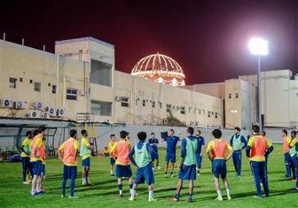 عذرخواهی رئیس فدراسیون کویت از سعودیها به دلیل لغو بازی پرسپولیس و التعاون