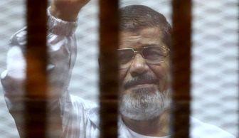 مرسی به ۲۰ سال زندان محکوم شد