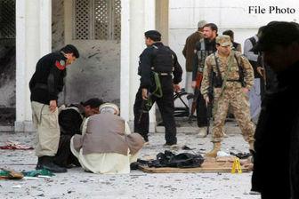10 زخمی بر اثر انفجار بمب در مسجدی در پاکستان