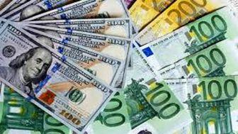 نرخ ارز بین بانکی در 24 دی ماه 99