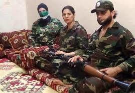 "قتل عام زنان "" جهاد نکاح "" توسط جبهه النصره به صورت برهنه"
