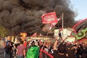 واکاوی هتاکی شبکه وابسته به بعثی به عاشوراء؛ دفاتری که در آتش خشم عراقیها سوخت