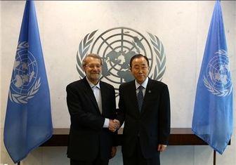 سفر دبیرکل سازمان ملل به تهران