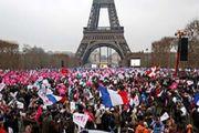 اعتصابهای سراسری، فرانسه را فلج کرد
