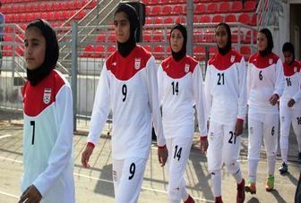 ایران برابر تاجیکستان پیروز شد