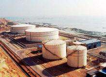 صادرات نفت در سراشیبی سقوط + نمودار