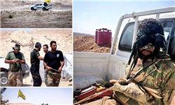 عملیات جنبش نُجَباء در مثلث مرزی عراق-سوریه-اردن