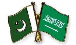 حمایت عربستان و پاکستان از تروریستها