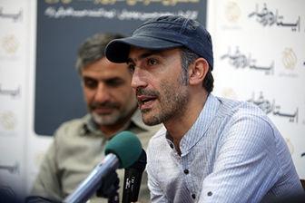 """حمله تند و عجیب """"حجازی فر"""" به """"رشیدپور"""" /عکس"""