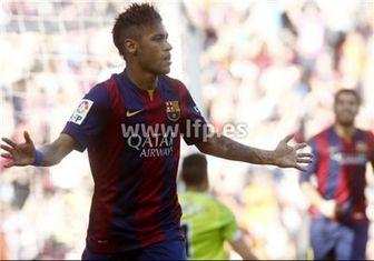 ماجرای شکایت از نیمار و بارسلونا