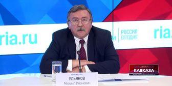 دیپلمات ارشد روس از توافق ایران و آژانس اتمی استقبال کرد