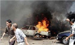 انفجار مهیب در سلیمانیه عراق