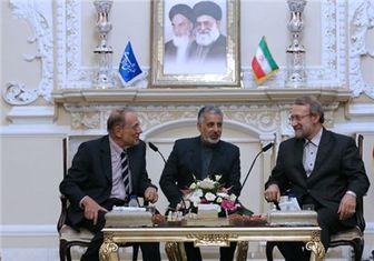 لاریجانی: تعلیق متعلق به گذشته است