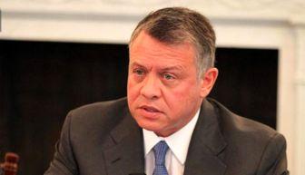 دیدار پادشاه اردن با وزیر خارجه عراق