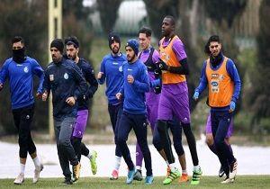آمار بازی های حریف استقلال با تیمهای ایرانی